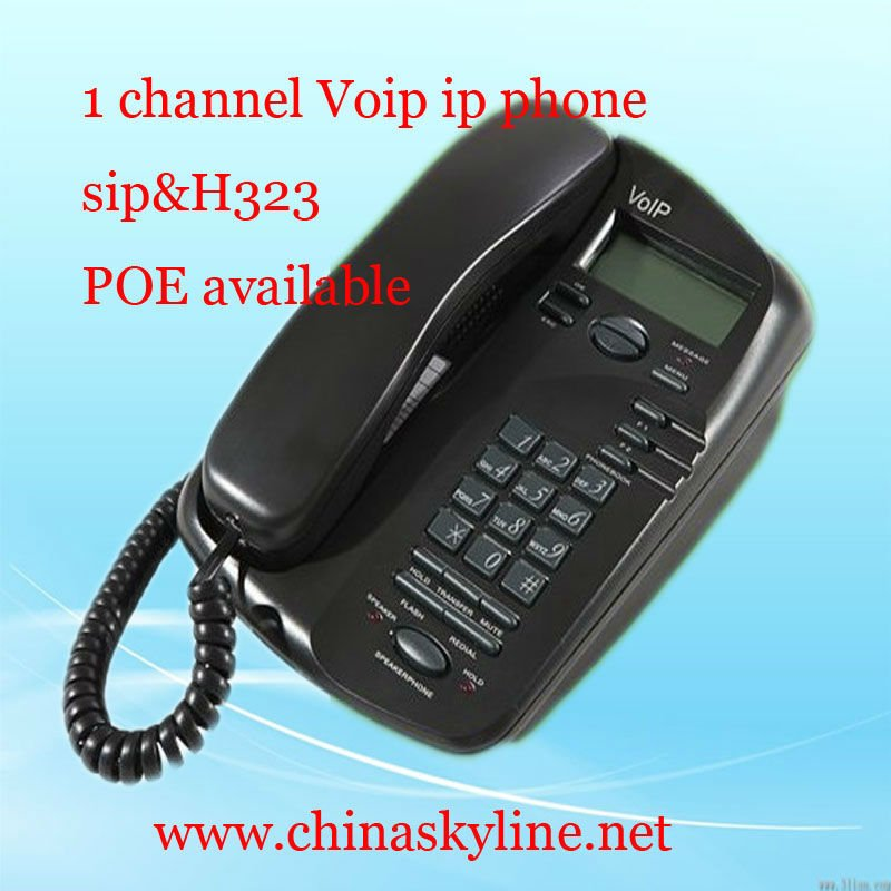 low cost Voip ip phone/dect phone,POE,SIP&H323