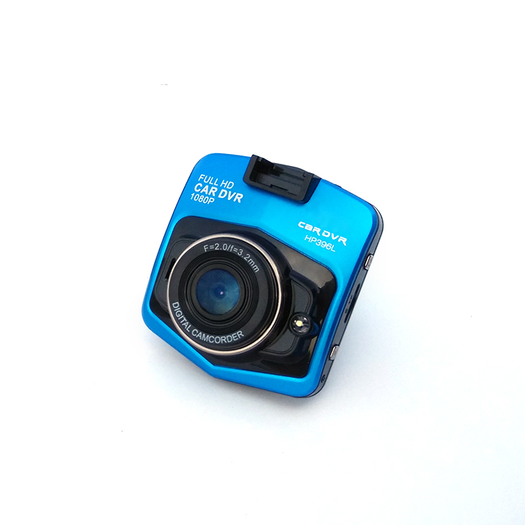 Qihuaxing 2.4' Original Novatek Mini Car DVR Camera GT300 Dashcam Full HD 1080P dash cam
