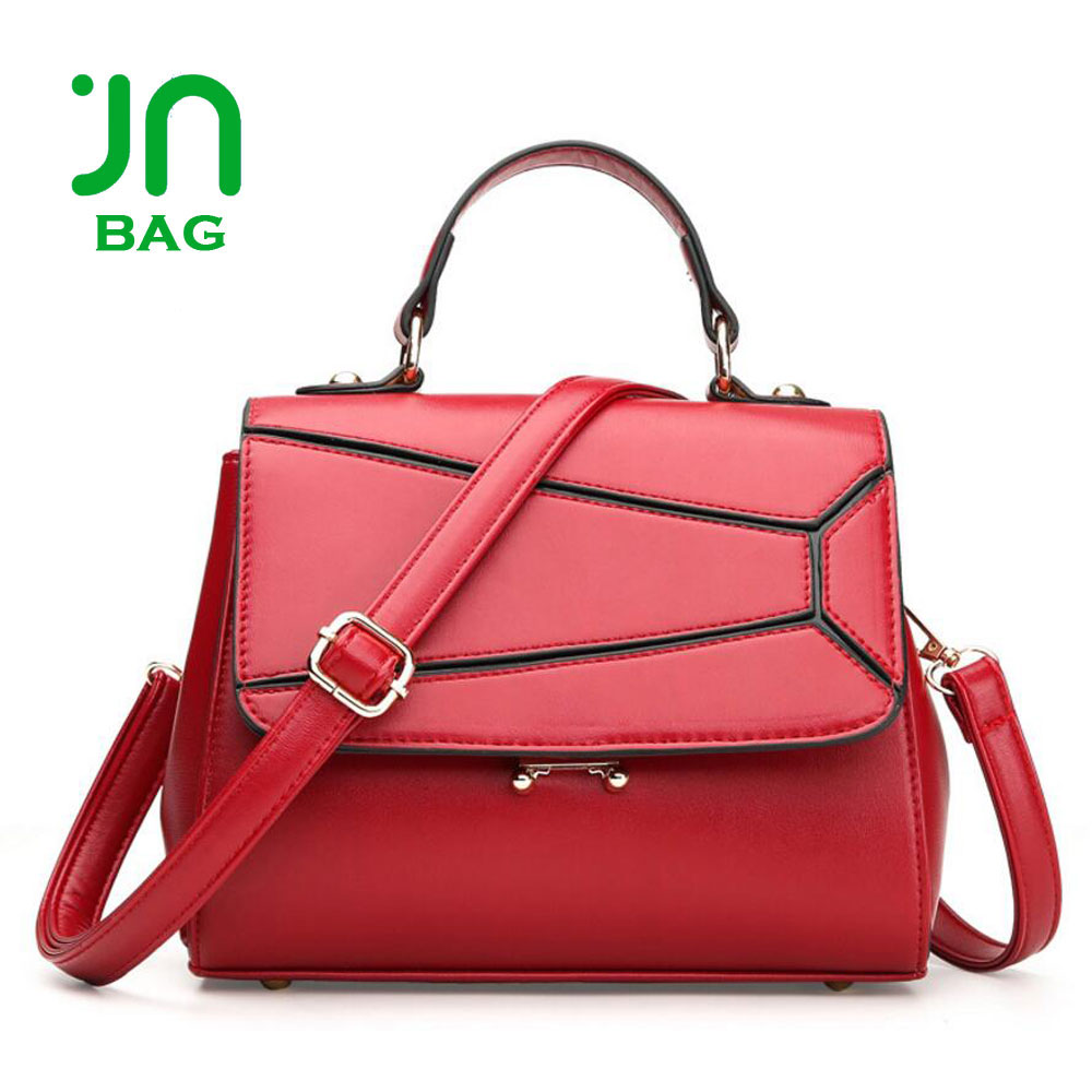 JIANUO Turkish leather woman bags luxury handbags ladies official leather bags