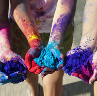 Eco-friendly Color Run Powder