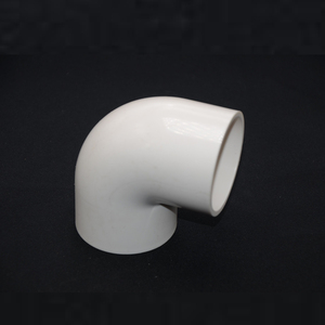 "UPVC/PVC 90 degree elbow fittings 1/2"" for pressure water"