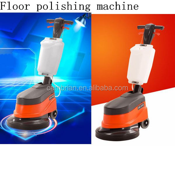 Multi-function electric wood floor polisher with best quality