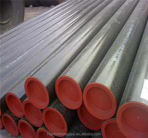 China suppliers High quality steel pipe schedule40 plumbering materials