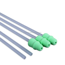 Disposable foam tip pig/sow Semen Catheter without tail