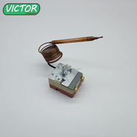16A 250V EGO Thermostat Copper Capillary Thermostat