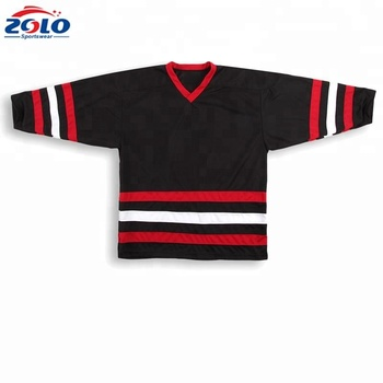 Cheap Custom Made Full Dye Sublimation Printing Ice Hockey Jerseys for Team
