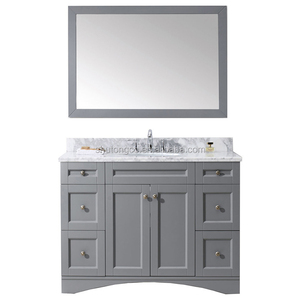 Outstanding American Solid Wood Used Bathroom Vanity Craigslist Home Interior And Landscaping Pimpapssignezvosmurscom