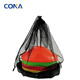 Football Soccer Basketball Training Marker Disc Cones Plastic Sports Cones Sets with Mesh Bag