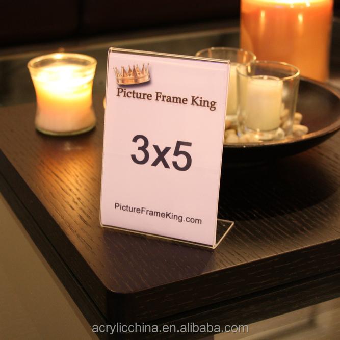 Ontdek De Fabrikant 3x5 Acryl Frame Van Hoge Kwaliteit Voor 3x5