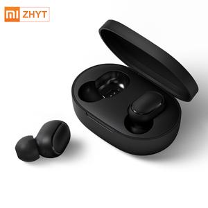 Original Xiaomi mi AirDots True Wireless earphone & headphone earbuds bluetooth Headset With Mic Earbuds