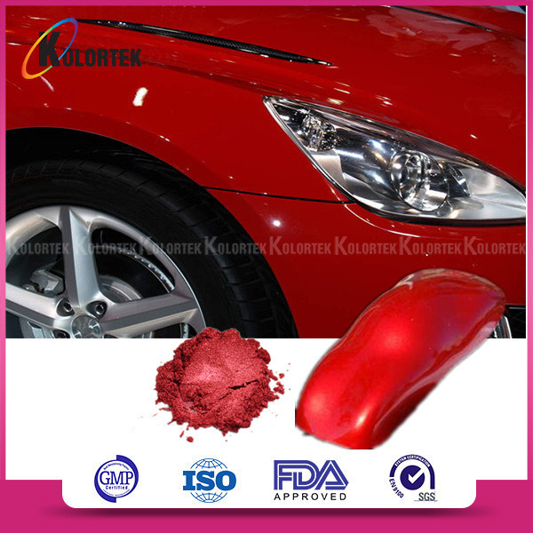 Candy car paint colors pigment powder for auto body painting