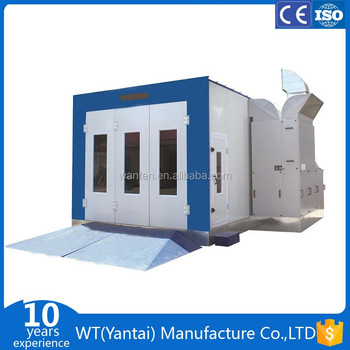 Cheap Spray Booth Paint Booth Equipment For Car Body