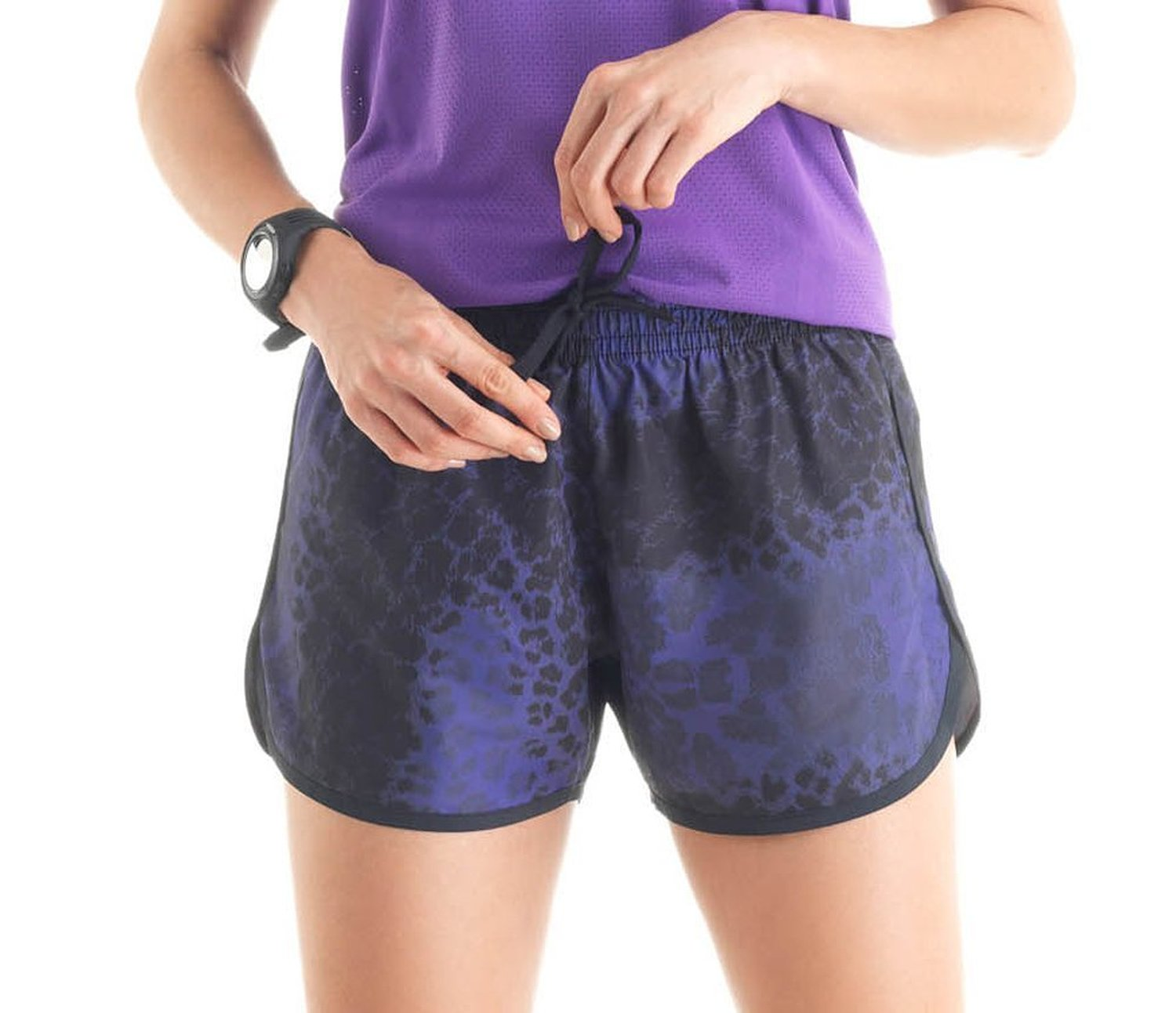 def47d6f3a Get Quotations · Lupo Lupo Womens Animal Print Shorts