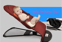 2016 new design mother free hand automatic balance rocking chair for baby