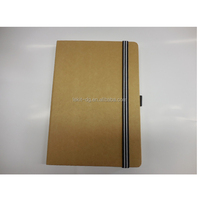 notebook kraft, paper scrapbook