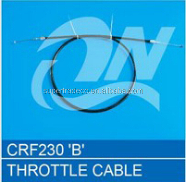 THROTTLE CABLE CRF230