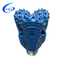 Tricone hard rock drilling bit for water well drilling