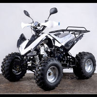 Lihai ATV motorcycle 125cc atv 4 wheel atv quad bike 110cc 70cc air fileter