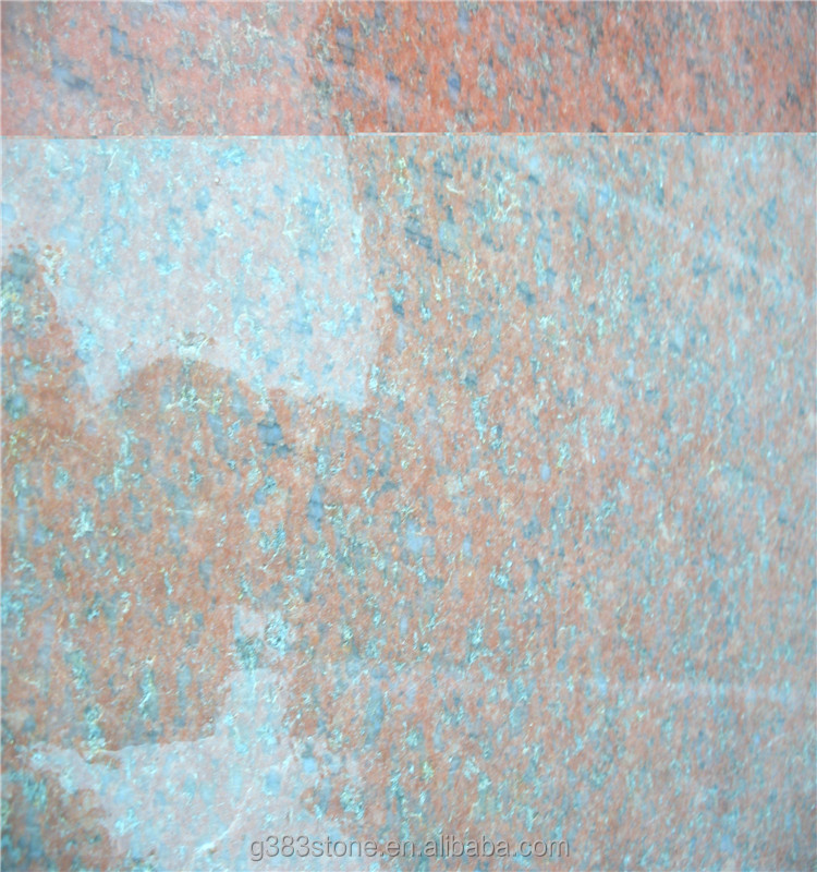 Factory certification new Natural red slab,granite stone tile yantai