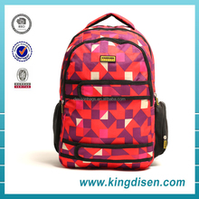 Top Selling lead/phthalate free quilted backpack mochilas bags for japanese girl high school