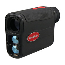 Alibaba Quality Golf Laser Pin Seeker Range Finder 5- 800 meter with Red LCD Display and slope jolt feature