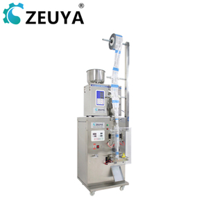 2019 new design vibration 1-20g sachet washing powder packing machine manufacturer