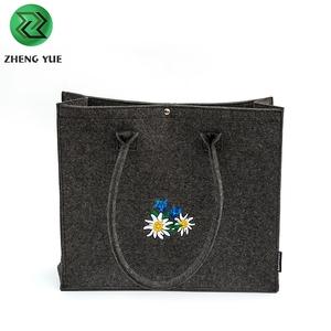a1b191400602 Environmentally Felt Tote Handbag /Friendly Shopping Hand Bag
