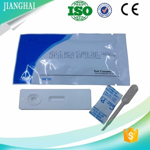 Medical Diagnostic HIV 1/2 Rapid Test Kit/One Step HIV Home Use Test