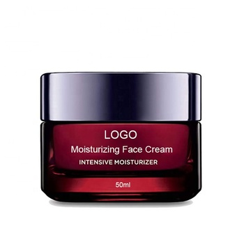 intensive anti-aging reduces wrinkles firm skin smoother texture natural face moisturizing cream