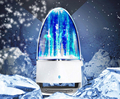 Touch Control warm light Color Night Light bedside Table Lamp with Blue tooth