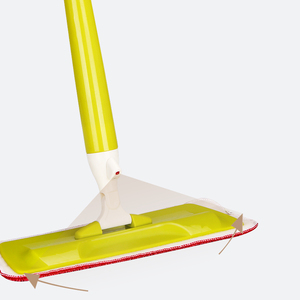 Cotton floor cleaning stick test magic spray mop