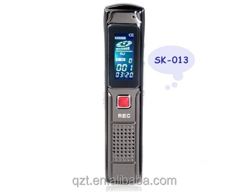 Prezzo di fabbrica Mini SK-4 GB/8 GB Voice Recorder Display LCD Microfono Lettore MP3