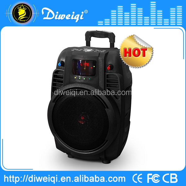 Special design wireless bluetooth speaker system with cd player