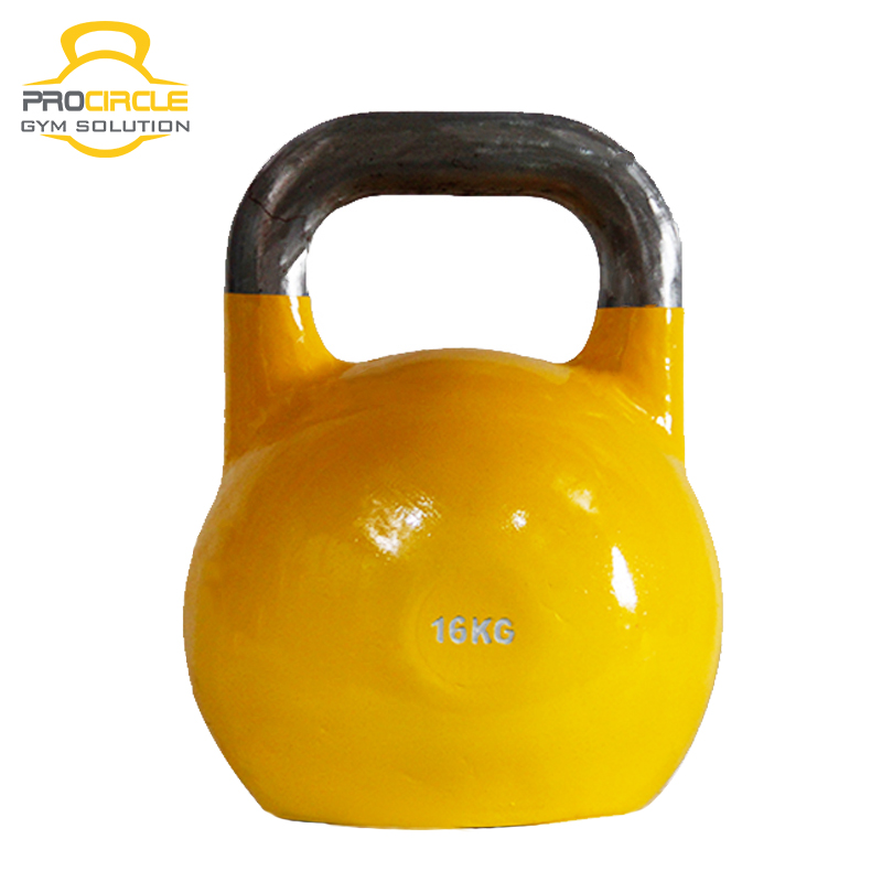 Profession Competition Weights Soft Kettlebell