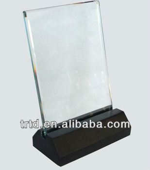 Solid Abs Led Light Base With Ce Ul Fcc Adapter Ed Bases For Crystal Display 1cm 1 2cm Thick Acrylic Sheet
