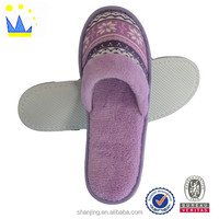 female indoor supermarket guest slippers large size women shoes