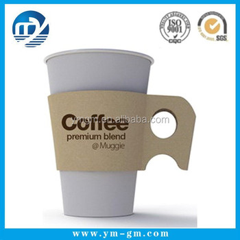 Cardboard Coffee Cup Sleeve & Disposable Printed Paper Coffee Cup Sleeve -  Buy Custom Cardboard Coffee Cup Sleeves,Disposable Printed Paper Coffee Cup