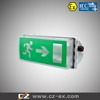 Zone 1,2,21,22 Explosion-proof emergency Exit marking light fittings 1x8W/2x8W/3x8W/LED3W