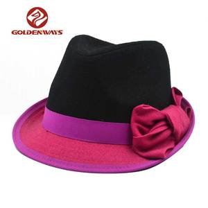 101227a51e38bf China Pink Felt Hat, China Pink Felt Hat Manufacturers and Suppliers on  Alibaba.com