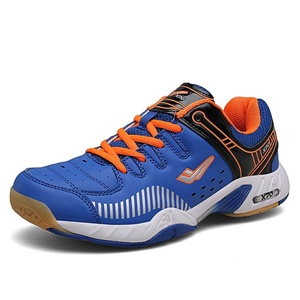 High Quality Custom Logo Cheap Couple Unisex Training Sneakers Sport Footwear Trainers Pingpong Tenis Badminton Shoes For Women