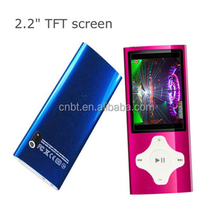 MP4 MP3 Player 2.2 Inch LCD Multi Media Video Player Music