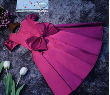 C71443A hot sell popular hign quatity dinner party dress red tutu dress