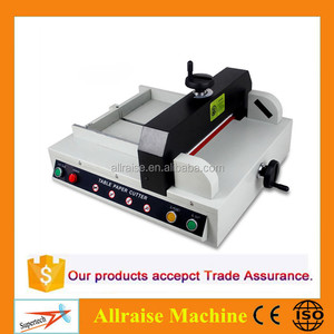 Electric guillotine paper cutter/A4 size paper cutting machine