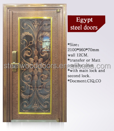 High Quality Safety Wrought Iron Entry Door View Wrought Iron Entry