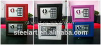 Cheap hotel used hidden safes wall sale made in china