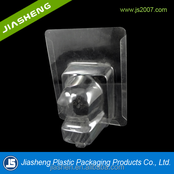 Clear blister toy PVC box packaging