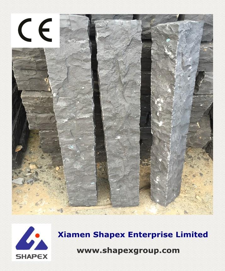 Chinesische Granit Palisade Steinsaule Zaun Buy Granit Saule