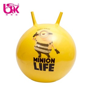 Non-toxicity Plastic Custom Color Jumping Space Hopper Ball for Fitness