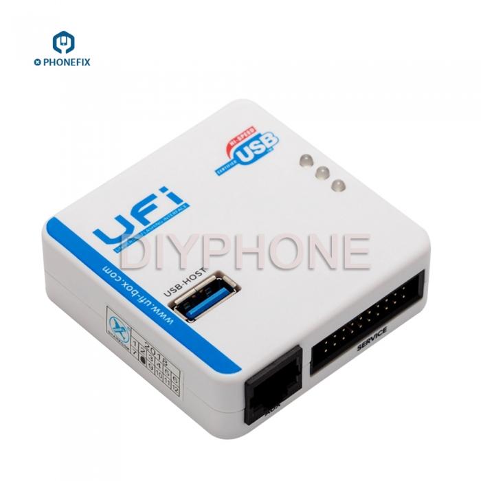 Phonefix Ufi Box Worldwide Version Emmc Service Tool Read Write Update  Firmware Emmc For Samsung China Phone Repair - Buy Emmc Service