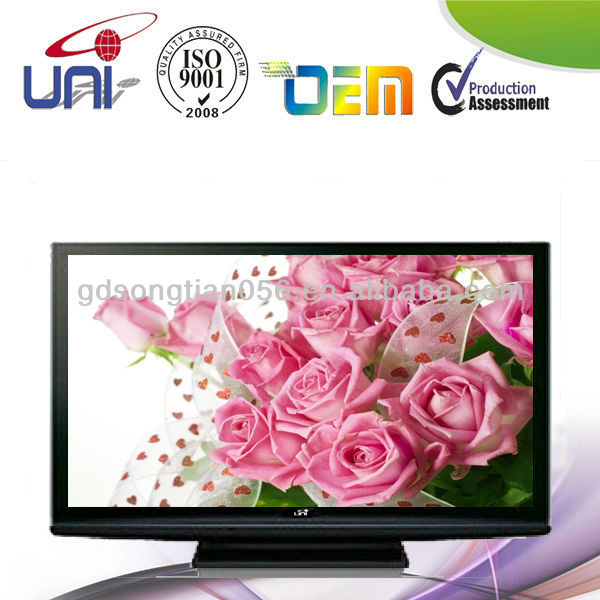 47'' plasma tv Plasma TV with 3D Noise Reduction Feature and Energy-saving Device